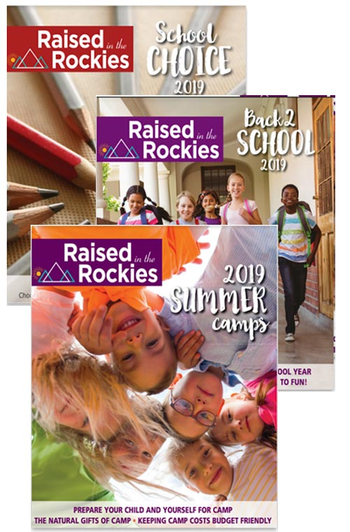Raised in the Rockies Magazines
