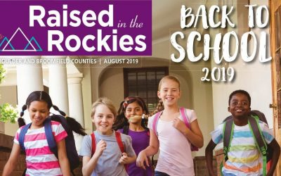 Raised in the Rockies – Back to School 2019