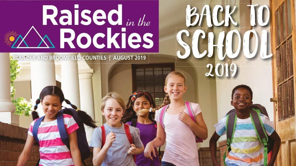Raised in the Rockies – Back to School 2019