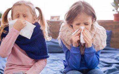 Cold, Flu or COVID?